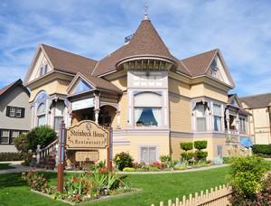 The Steinbeck House - exterior